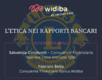 Lions Clubs International – L'etica nei rapporti bancari