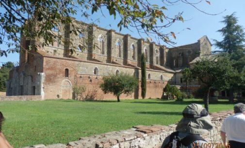 Visita culturale  all'Abazia di S. Galgano