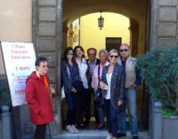 Il Club Augustus visita il sito archeologico di Tarquinia