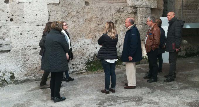 Il Club Roma Augustus visita la Cripta Balbi