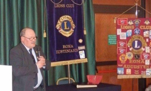 Visita del Governatore Rocco Falcone al Club Roma Augustus