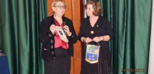 Visita del Governatore Leda Puppa