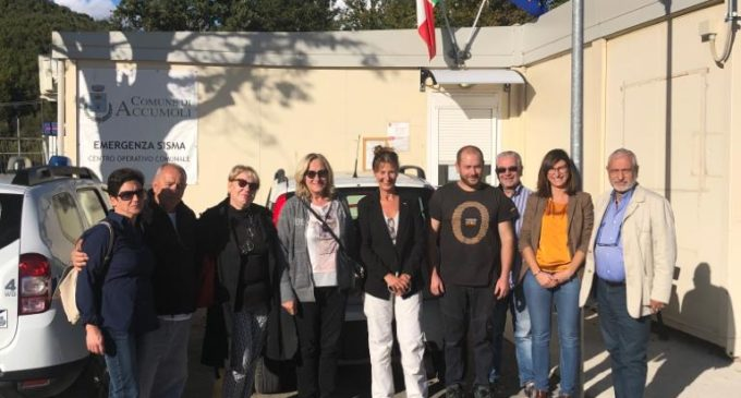 Lions Club Roma Augustus sostiene la Banda Musicale di Accumoli