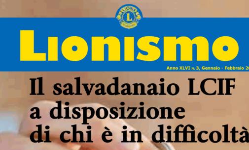 E' in distribuzione il terzo numero della rivista Lionismo