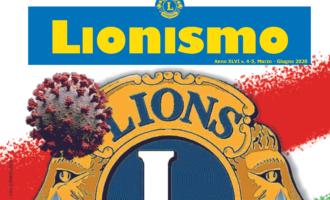 E' on line l'ultimo numero della rivista Lionismo per l'anno lionistico 2019-2020