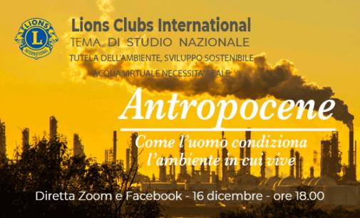 Antropocene: l'uomo e l'ambiente