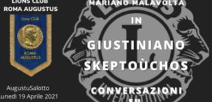 Conversazioni su Giustiniano